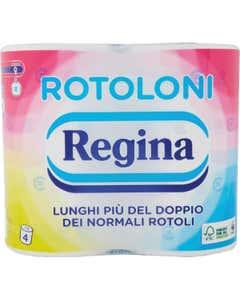 Carta Igienica 4 rotoli 500 strappi
