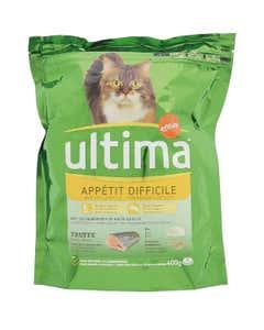 cat appétite difficile gr 400