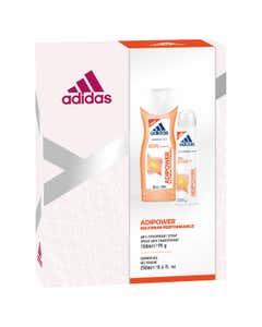 Confezione ADIPOWER con Shower Gel e Deodorante