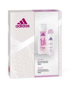 Confezione CONTROL SMOOTH con Deodorante e Lait de Douche
