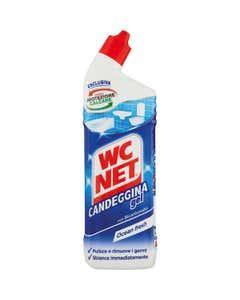 WC Net Candeggina gel con Bicarbonato Ocean fresh 700 ml