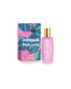 Eau de Toilette Donna Fresh World 15ml