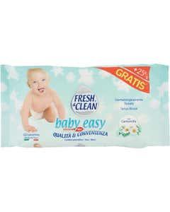 Baby Easy salviette 60 pezzi