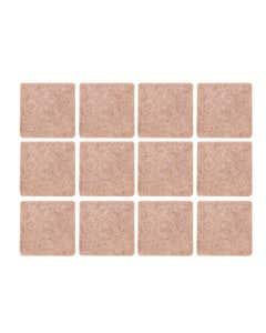 Feltrini Adesivi 30x30 x 4 pezzi