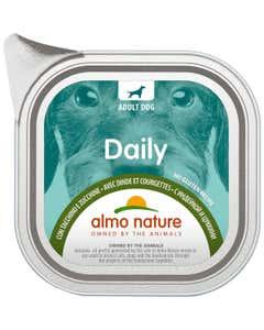 almo nature Daily Adult Dog con Tacchino e Zucchine 100 g