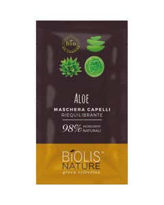 Maschera Capelli Green Selection Aloe 20ml