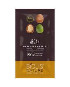 Maschera Capelli Green Selection  Argan 20ml