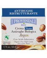 Crema Notte Antirughe Biologica Argan 50ml