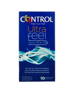Profilattici Ultra Feel 10pz