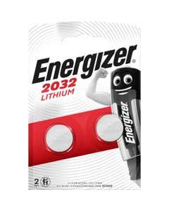 energizer pile calcolatrice 2032