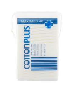 Cotton Plus Maximed 40 pz