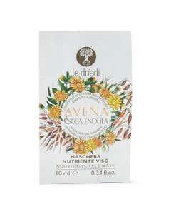 Avena&Calendula maschera nutriente viso 10ml