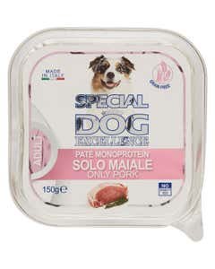 Excellence Adult Patè Monoprotein Solo Maiale 150g