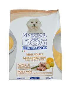Special Dog Excellence Monoprotein Mini Adult Agnello 800 g